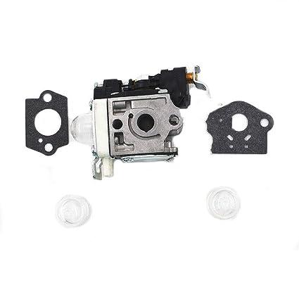 Amazon.com: zong - Carburador para soplador de mano Echo PB ...