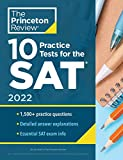 10 Practice Tests for the SAT, 2022: Extra Prep to