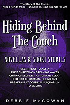 Hiding Behind The Couch Novellas & Short Stories by [McGowan, Debbie]