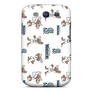 New Mascots Tpu Case Cover, Anti-scratch RdPrice Phone Case For Galaxy S3