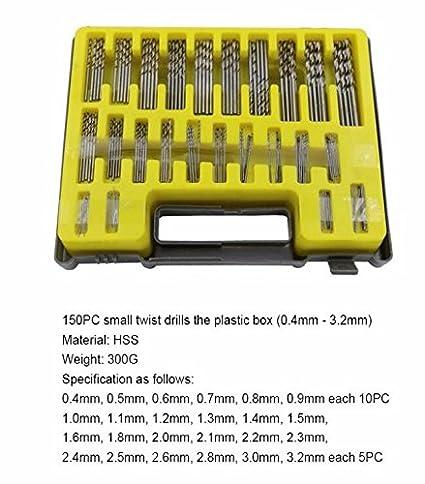 Presto 7mm Professional Drill Bits Metal Plastic Wood