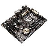 Asus Z97-A Desktop Motherboard - Intel Z97 Express Chipset - Socket H3 LGA-1150 - ATX - 1 x Processor Support - 32 GB DDR3 SDRAM Maximum RAM - CrossFireX, SLI Support - Serial ATA/600 RAID Supported Controller - CPU Dependent Video - 3 x PCIe x16 Slot - 4 x USB 3.0 Port - HDMI