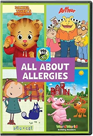 Amazon.com: PBS KIDS: All About Allergies DVD: n/a: Movies & TV