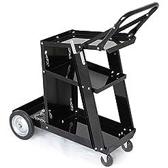 Yaheetech 3-Tier Welding Cart MIG TIG AR...