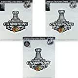 Chicago Blackhawks Superfan Champions Patch Package
