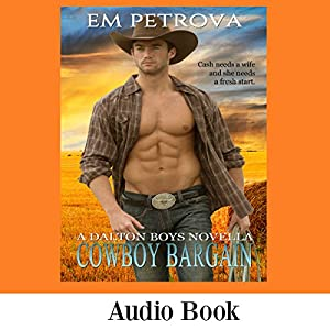 Cowboy Bargain Audiobook