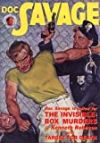 Doc Savage #67 : The Invisible Box Murders & Target for Death