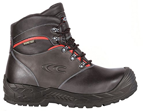 Cofra 13620-000.W41 Glenr S3 WR CI HRO Chaussures de sécurité SRC Taille 41 Noir