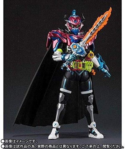 Amazon Com Bandai S H Figuarts Masked Rider Brave Fantasy Gamer Level 50 Kamen Rider Ex Aid Toys Games