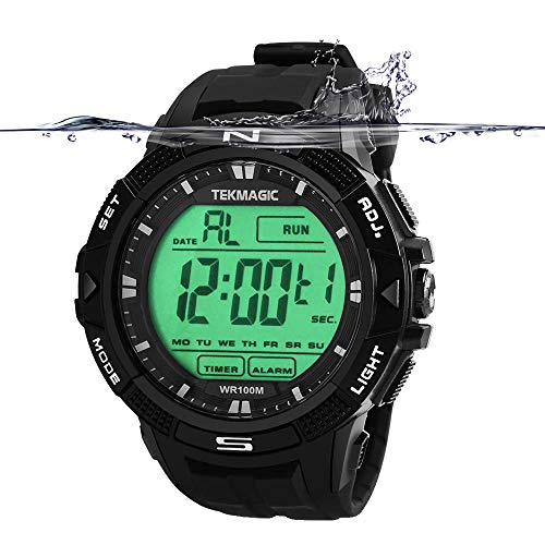 Dive Watch With Led Light in US - 4