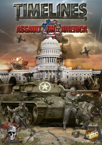 Timelines: Assault on America (Mac) [Online Game Code]