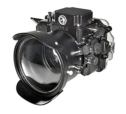 Olympus E-P3 Underwater Digital para Cámara w/semi-dome Zoom ...