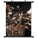 """1 X Cowboy Bebop Anime Fabric Wall Scroll Poster (16"""" X 22"""") Inches"""