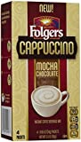 Folgers Cappuccino - Mocha Chocolate - 4 ct - 8 pk