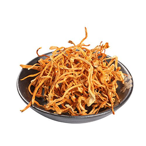 - Cordyceps - Dried Cultivated Cordyceps By Nature Tea (04 oz)