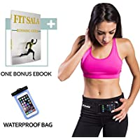 Running Belt Waist Packs with zipper easy to use |...