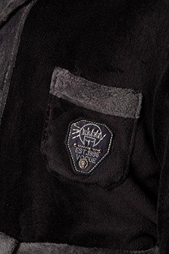 Noir Schwarz RevisePeignoir Homme Small zMVpSUjGLq