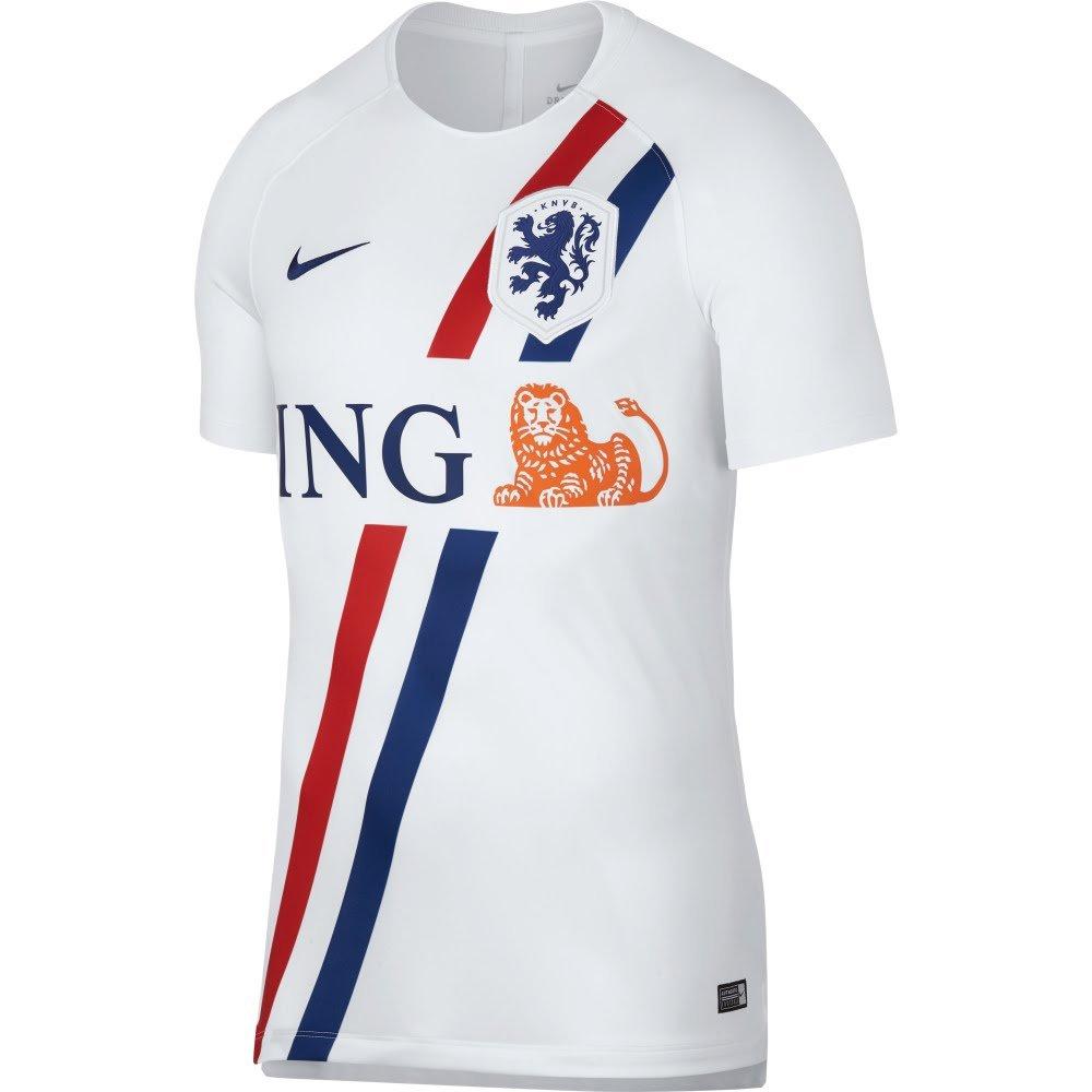 Nike Knvb M Nk Dry Sqd Top Ss Gx 2 - Weiß Weiß Weiß deep royal b