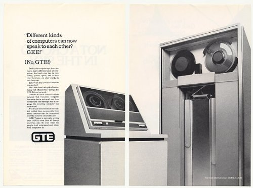 1983-gte-telenet-computer-network-2-page-original-print-ad