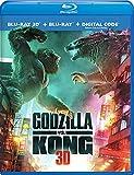 Godzilla VS Kong (3DBD+BD+Digital) [Blu-ray]