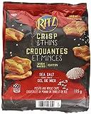 Ritz Crisp & Thins Pomme de terre au sel, 115g