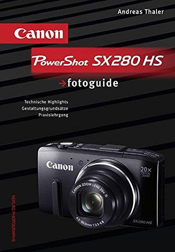 Canon PowerShot SX280 HS fotoguide