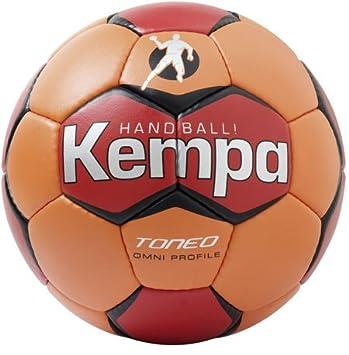 Kempa TENOE Omni Profile - Balón de Balonmano, Color Naranja ...