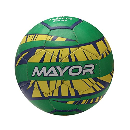 Mayor Contra Rubber Synthetic Football  Size 5