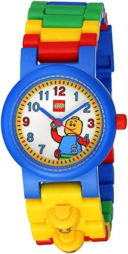 Lego Kids 8020189orologio con classico Minifigura