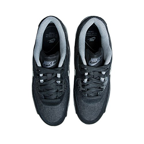 Chaussures black dark Gymnastique cobblestone grey black Femme Se Max NIKE 90 Air de avIqzz