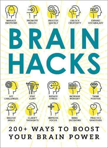 Brain Hacks: 200+ Ways to Boost Your Brain Power