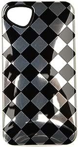 Itskins ITIP4SKILCHBK Carcasa/carcasa killer chic para Apple iPhone 4S negro