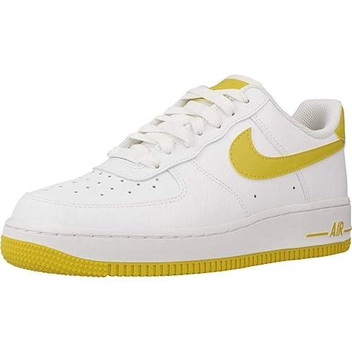 Nike Wmns Air Force 1 07, Zapatillas de Baloncesto para Mujer, (White