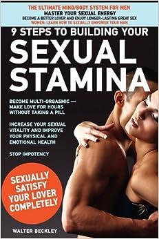 Sexual stamina?