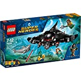 LEGO Aquaman: Black Manta Strike - Stage an Aquaman vs. Black Manta Atlantis showdown!