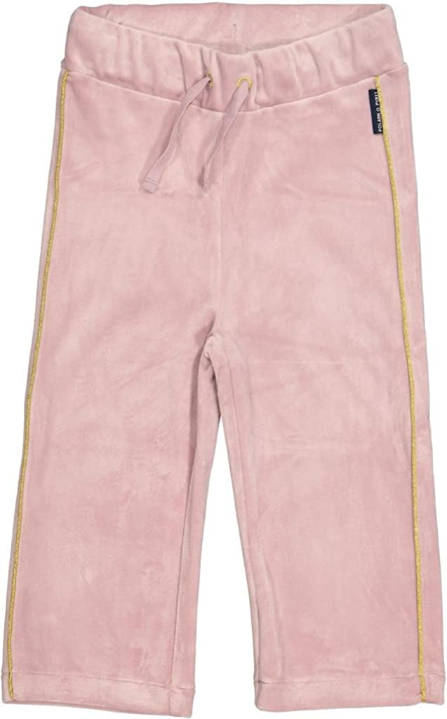 Polarn O 2-6YRS Pyret Holiday Velour Pull ONS