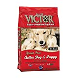 Victor Active Dog And Puppy Grain Free Dry Dog Food, 15 Lb. Bag Review