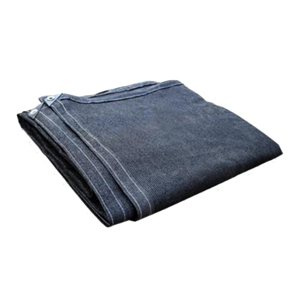 noir 46m ATR Filet Ombrage Cryptage épaisseur 6 Points de Suture Filet d'isolation, 180g   O, 2 Couleurs, Taille Personnalisable (Couleur  Bleu, Taille  2  3m)