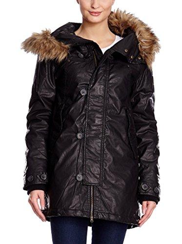 Alife & Famous Abrigo Lea Negro