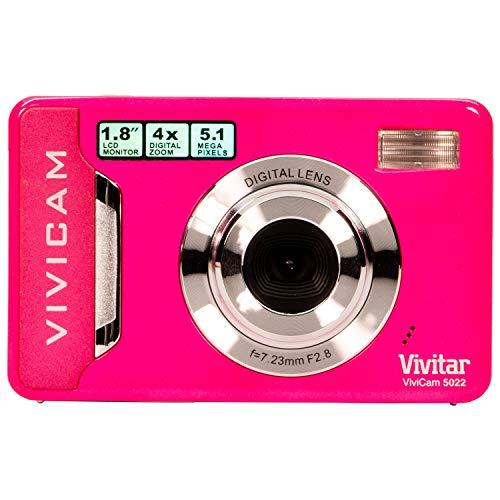 Vivitar 5.1MP Vivicam Dig Cam 1.8IN Preview