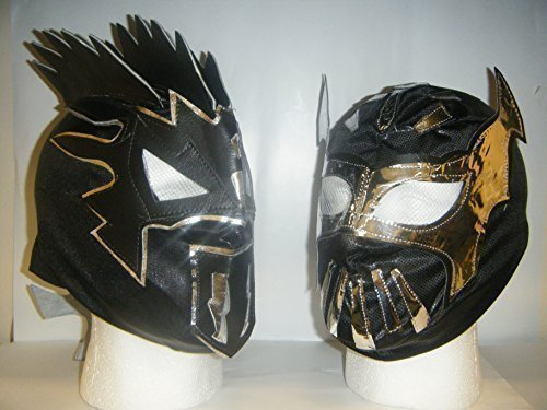 KALISTO E WWE PER BAMBINI, PERSONAGGI  SIN CARA MASCHERA FANCY DRESS UP LUCHA  WWE