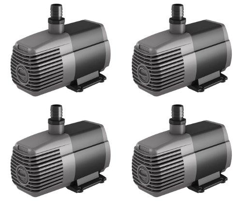 2 HYDROFARM Active Aqua 1000GPH Submersible Pond Aquarium Water Pumps | AAPW1000