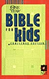 The One Year Bible for Kids, Challenge Edition NLT (Tyndale Kids)