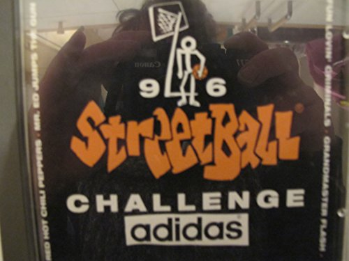 Price comparison product image Adidas Streetball '96