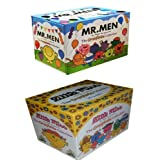 Mr Men & Little Miss 86 Books Collection The Complete Gift Box Set [Hardcover...