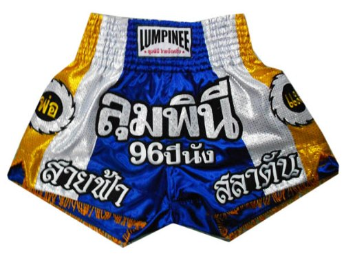 LUM-001 Lumpinee Muay Thai Kick Boxing Shorts