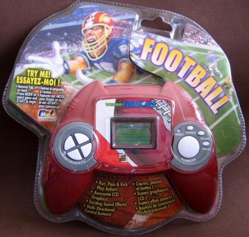 最終決算 Deluxe Sports Games Touchdown - Touchdown Deluxe Football Hand Held Electronic Game Game [並行輸入品] B06Y5LNWXY, PRECIOUS PLACE:93288d95 --- efichas.com.br