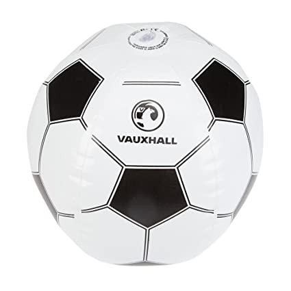 England - Pelota hinchable de playa Fútbol Vauxhall FA oficial de ...