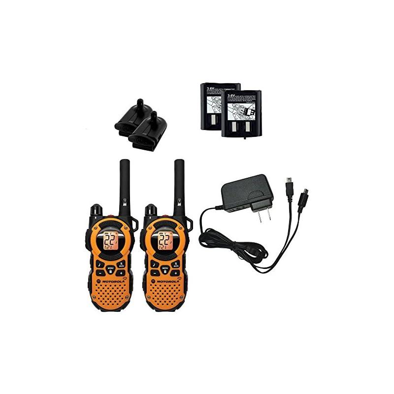 Motorola MT350R FRS Weatherproof Two-Way