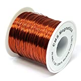 One Pound of 30 Gauge Magnet Wire for Science